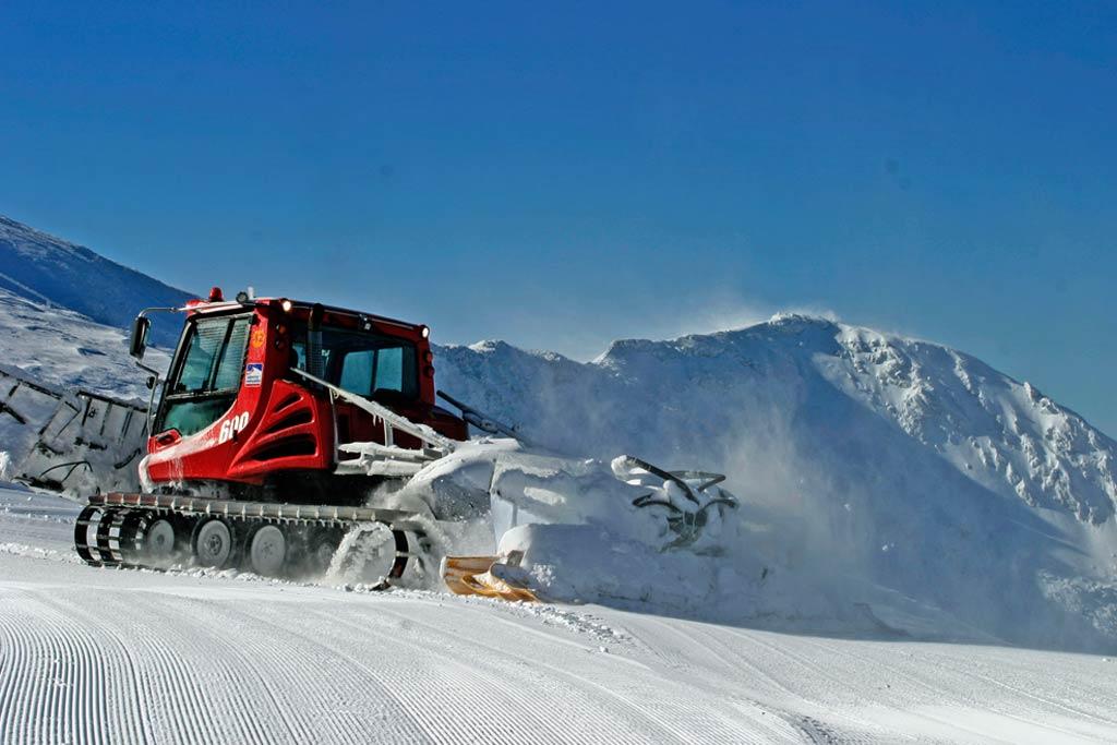 Especial Actividades Nieve SIERRA NEVADA