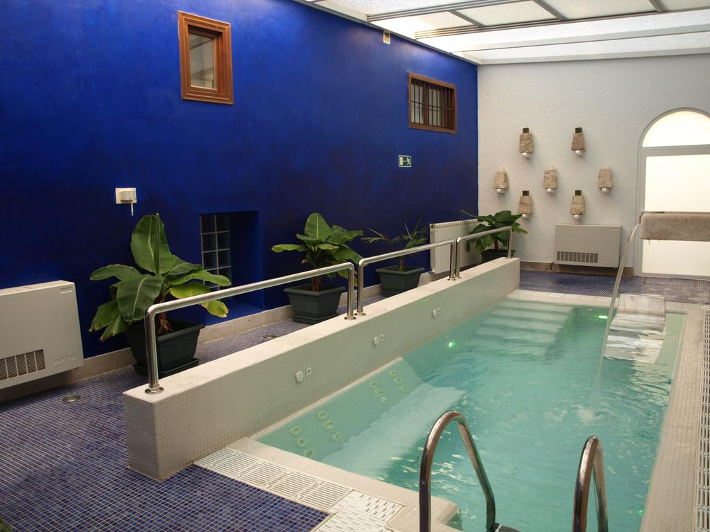 escapada romantica deluxe spa