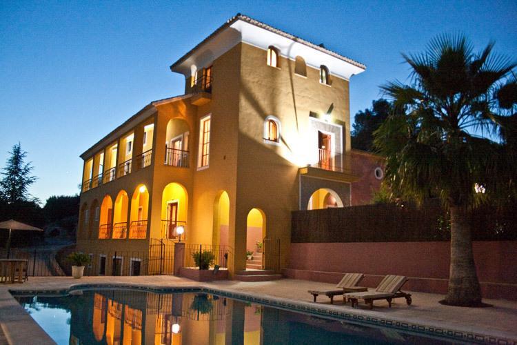 5 hoteles para familias numerosas for Hoteles para familias