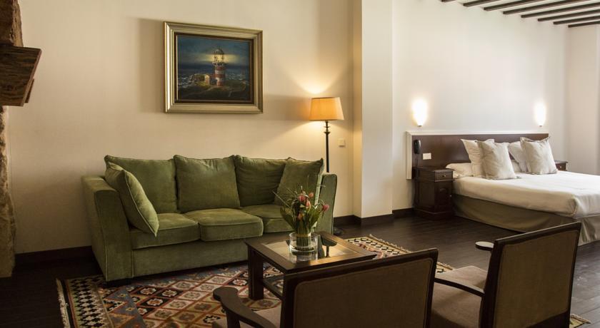hoteles para familias numerosas palacio room