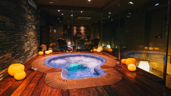 escapada romantica con spa incluido
