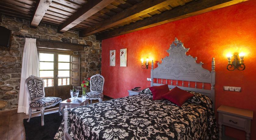 escapada nieve con forfait cantabria room