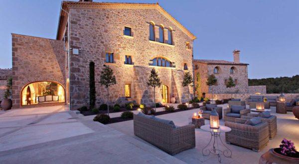 hotel mas romantico de España