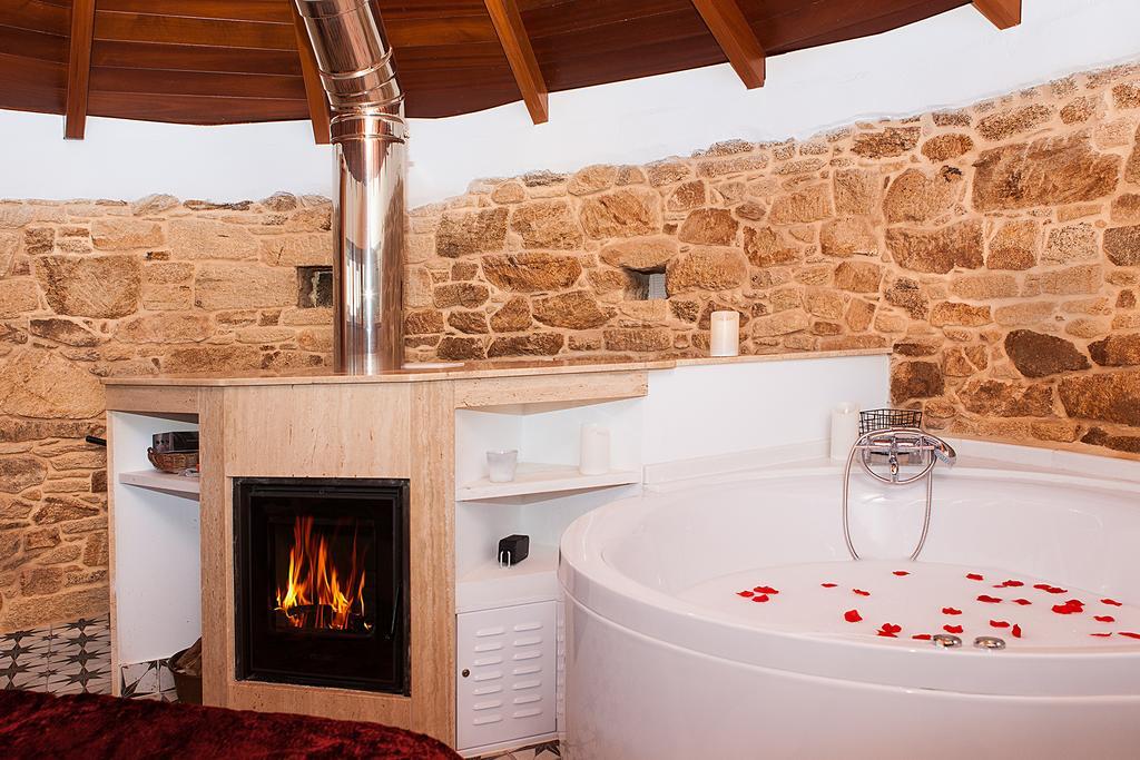 cabaña torre laxe bath