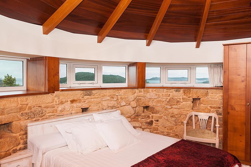 cabaña torre laxe room