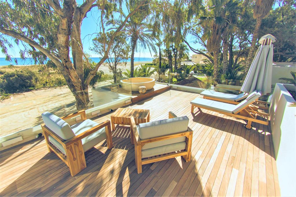 hoteles en la playa solo para adultos botaniq pool