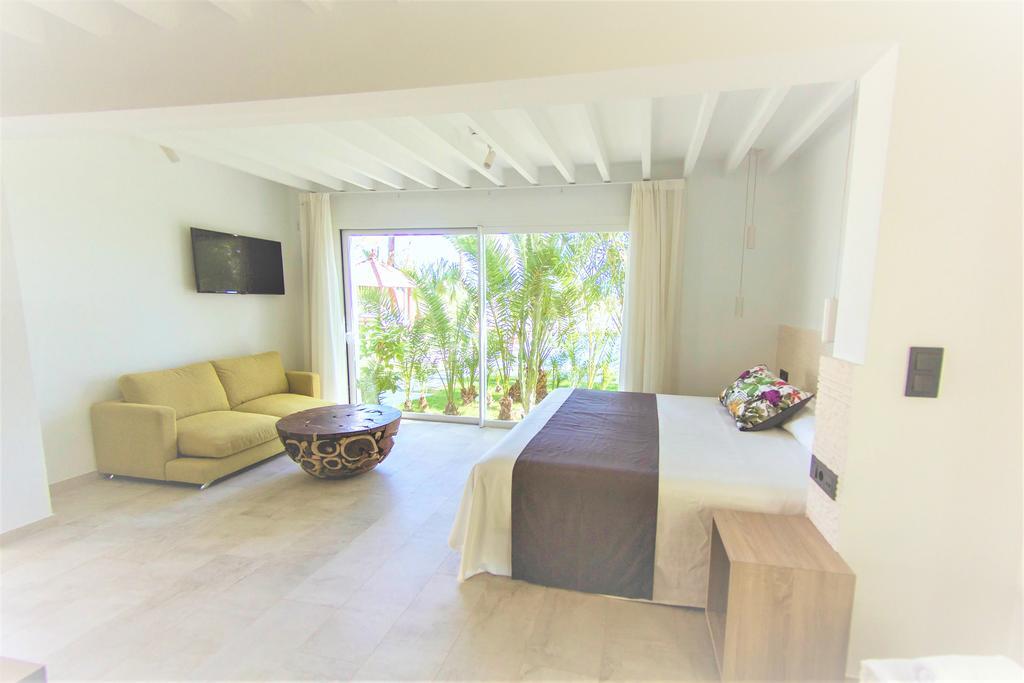 hoteles en la playa solo para adultos botaniq room