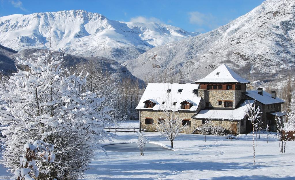 romanticismo y nieve ansils hotel