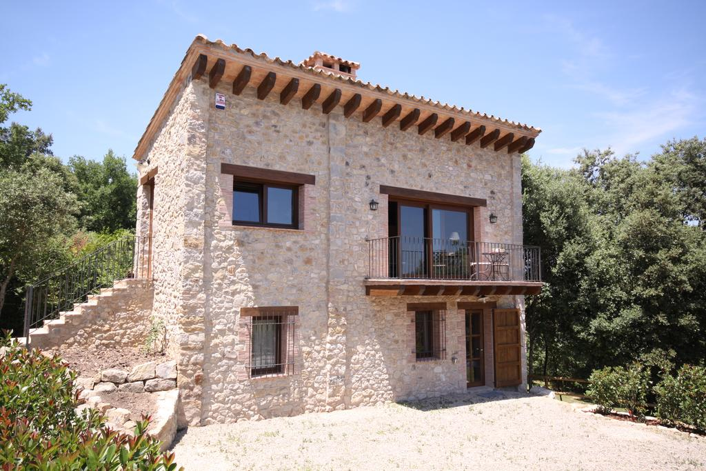 mirador casa rural con chimenea