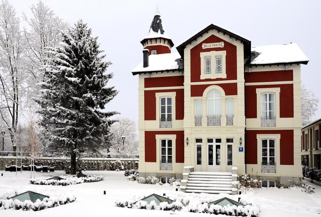 Villa paulita spa y nieve